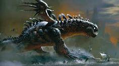 dragon de pelicula