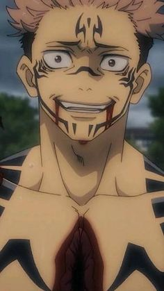 Yandere Anime, Anime Akatsuki, Animes Yandere, Haikyuu Anime, Anime Fight, Anime Demon, Cool Anime Pictures, Naruto Pictures, Anime Villians