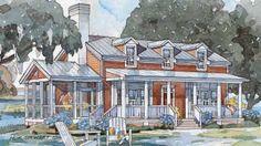 Tidewater Cottage, open floor plan!