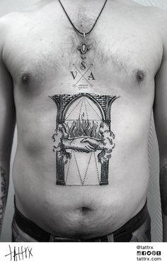 SV.A (Andrey Svetov) татуировки | Kaliningrad Russia | tattrx