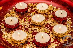 Especial DIYs Decoración de Navidad Crimenes de la Moda - DIY Christmas candles