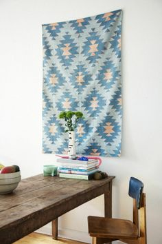 Textiles as Wall Decor | Rue