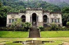 Rio de Janeiro, Brasil - Parque Laje