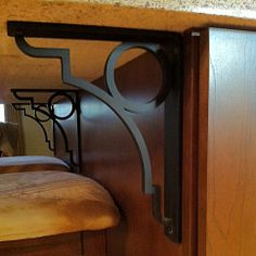 San Juan Floating #counter Support #bracket | Floating Countertop Supports  | Pinterest