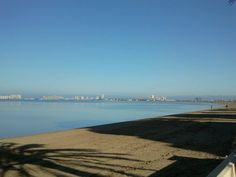 Playa Honda en Cartagena, Murcia
