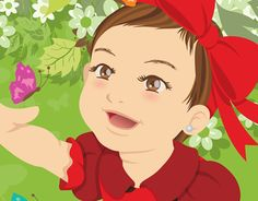 """Check out new work on my @Behance portfolio: """"Kids"""" http://be.net/gallery/31125169/Kids"""