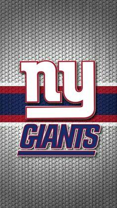 New York Teams, New York Giants Football, Nfl Football, New York Giants Logo, Yankees Fan, Football Conference, Nfl Logo, Nfl Season, Football Memes