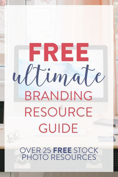 Don't let your brand suffer because of a small budget... download our Ultimate Guide To FREE Branding Resources.