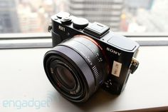 Sony's Cyber-shot RX1 compact camera packs a full-frame sensor, 'fits in your palm'