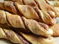 Cinnamon sugar twists by drizzle me skinny