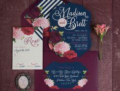 Laura Damiano Designs Romantic Florals Wedding Chicks