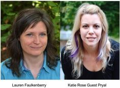 Katie Rose Guest Pryal and Lauren Faulkenberry will both be presenting their new books, Chasing Chaos and Bayou My Love respectively, on Tuesday, August 9th at 6:30pm at City Lights Bookstore.