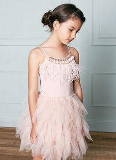 Swan dress. Tutu De Monde