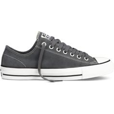 913427c6e880 Converse CONS CTAS Pro – grey Sneakers ( 70) ❤ liked on Polyvore