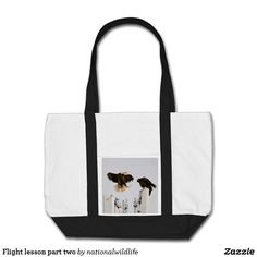 Flight lesson part two tote bag