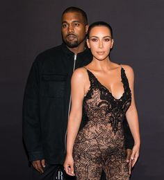 Kanye West Has Had 'Explosive' Fights with Kris Jenner & Kim Kardashian Can't 'Control' Him: Sources — People Kim Kardashian Kanye West, Auswirkungen Von Stress, Nude Shirt, African American Girl, American Rappers, Hollywood Life, Kris Jenner, Skin Tight, Looks Great