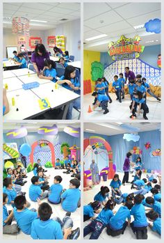 Vacation Bible School 2013 \\ IPEKA International Christian School \\ Kindy and Elementary : )
