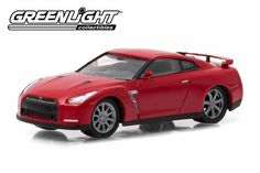 Brand: Greenlight Make: Nissan Model: GT-R Colour: Red Series: Motor World Series 15 Age: Scale: Nissan Gt, World Series, Car, Automobile, Cars, Autos