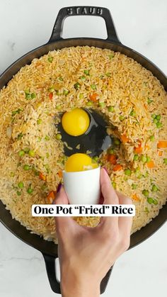 Rice Side Dishes, Food Dishes, Steak Side Dishes, I Love Food, Good Food, Yummy Food, Tasty, One Pot Meals, Easy Meals