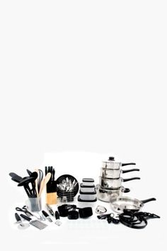 80 Piece Kitchen Starter Set R1600.00