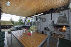 FINN – Oppdal - Nydelig tømmerhytte med gjestehytte og garasje. Ligger i et populært område med flotte turområder.