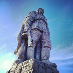 Альоша (Aliosha Monument) in Пловдив, Пловдив
