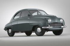1952 Saab 92