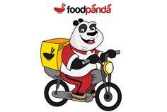 Food Panda Live in Thailand