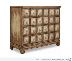 Distressed Wooden Dressers