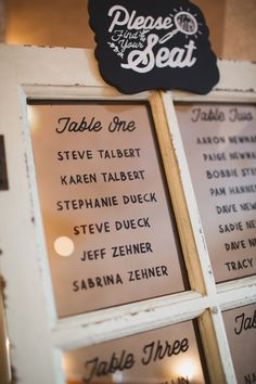 Romantic Texas Ranch Wedding | Pinterest | Seating charts, Greenery ...
