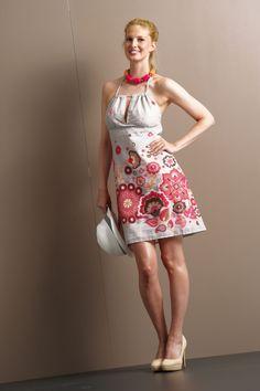 Sommerkleid aus der inspiration Schnittmuster und Nähanleitung