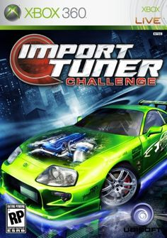 Import Tuner Challenge  Xbox 360 * You can find more details by visiting the image link.