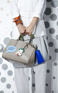 I Love It' Large Featherweight Ebury by Anya Hindmarch for Preorder on Moda Operandi