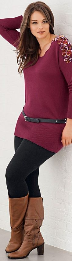 ideas how to wear plus size leggings outfits heels for 2019 How To Wear Belts, How To Wear Loafers, How To Wear Vans, How To Wear Scarves, Plus Size Legging Outfits, Plus Size Leggings, Plus Size Outfits, Leggings And Heels, How To Wear Leggings