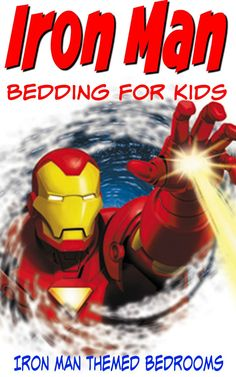 Iron Man Kids Bedding - Heroes make the best bedroom theme for boys. Iron Man bedding for kids is perfect. Iron Man Kids, Iron Man Hand, Rooster Kitchen Decor, Fall Kitchen Decor, Men's Bedding, Hand Sticker, Bohemian Bedroom Decor, Craft Stickers, Home Trends