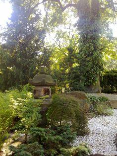 Japanese Garden, ZOO Pilsen, Czech republic