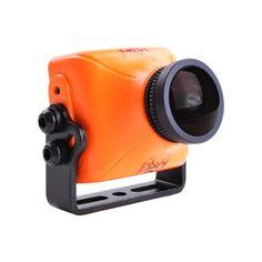 "RunCam Night Eagle 2 PRO 1 / 1.8 ""CMOS 2.5mm 800TVL 0.00001 LUX 4: 3 FPV Cámara con MIC OSD integrado"