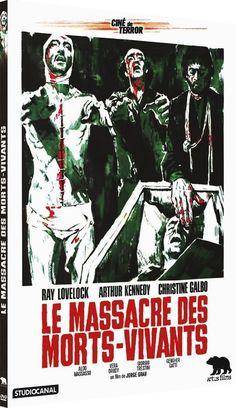 Critique + Test DVD du Massacre des Morts-Vivants disponible le 1er décembre 2015 via Artus films