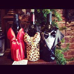 Indian Springs Vineyard Tasting Room Wine Bottle decorations