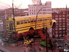 City Museum | St. Louis, Missouri #The wheels on the bus go round and round