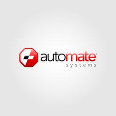 Automate Systems Brand Re-design – by James Kontargyris