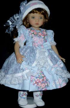 "Easter Dress Hat Set 4 Dianna Effner Little Darling 13"" Meadow, McCall 14"" Dolls   Dolls & Bears, Dolls, Clothes & Accessories   eBay!"