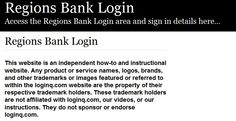 Secure Login   Access the Regions Bank login here. Secure user login to Regions Bank. To access the secure area for Regions Bank you must proceed to the login page. Walmart Card, Online Beauty Store, I Am Awesome, Amazing Pics, Awesome Stuff, Funny Cat Pictures, Beautiful Places To Visit, How To Fall Asleep, How To Make Money