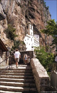 Monastery of Ostrog, Montenegro
