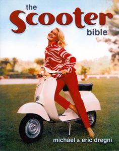 Scooterlounge Vespa Book Guide - Vespa Coffee Table Books