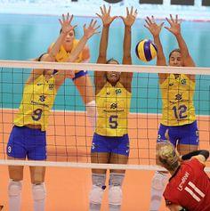 Blog Esportivo do Suíço:  Brasil domina Alemanha e começa novo ciclo olímpico com título no Torneio de Montreux