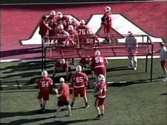 X&O Labs- University of Wisconsin Offensive Line EDD's - YouTube InspiringThem.com