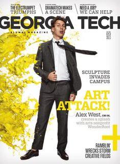 Georgia Tech Alumni Magazine Vol. 89, No. 03 2013