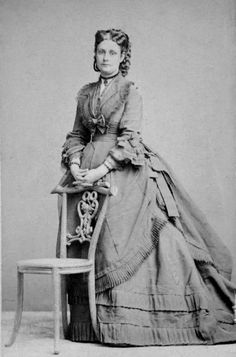 Her Imperial and Royal Highness Archduchess Karl Salvator of Austria (1844–1899) née Her Royal Highness Princess Maria Immaculata of Bourbon-Two Sicilies