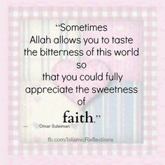 Islamic inspirational quote...